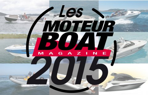 OSTREA 600 T-Top nominated at MoteurBoat Magazine contest