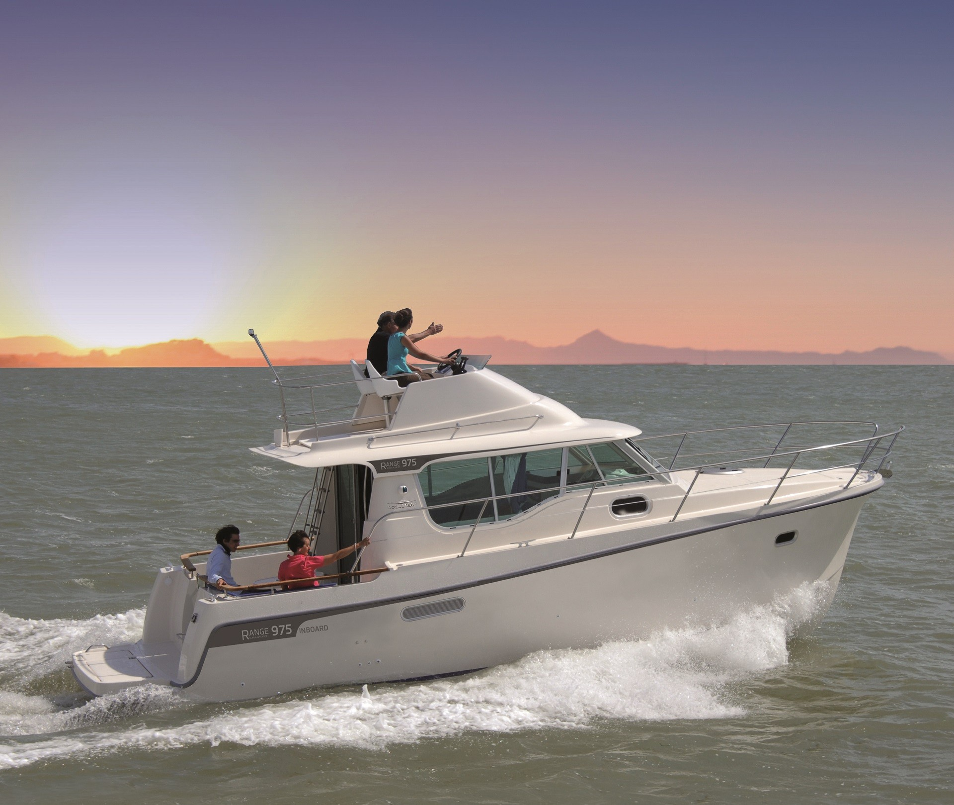 New Range Cruiser 975 OCQUTEAU
