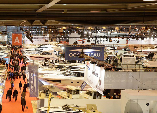 OCQUETEAU will be present at Paris & London Boat Show
